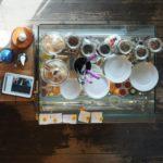 rzut oka na Kafej