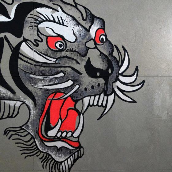wściekły czerwony tygrys - kultura pogardy