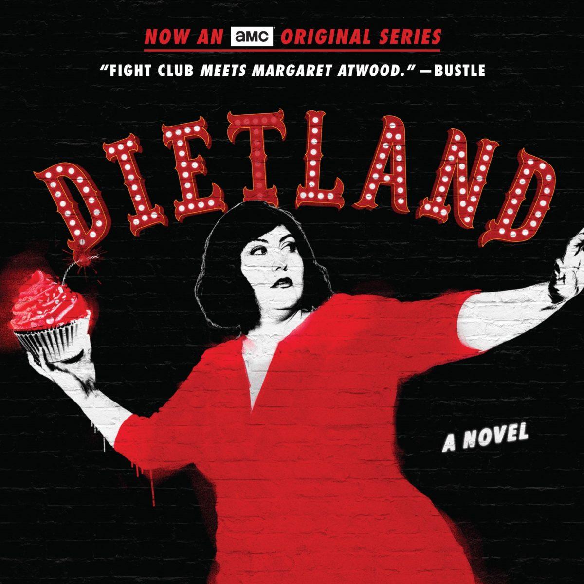 plakat reklamowy serialu Dietoland