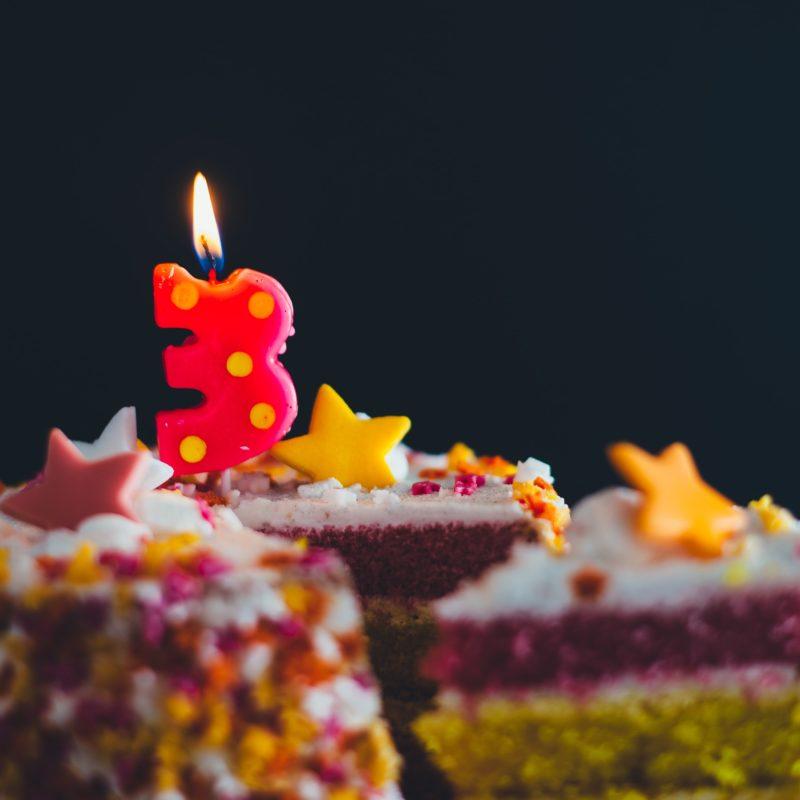 trzecie urodziny bloga GalantaLala